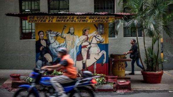política religión Venezuela