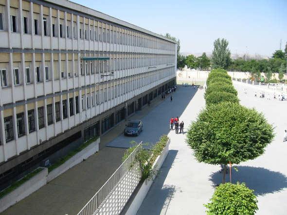 Colegio Regina Mundi Granada