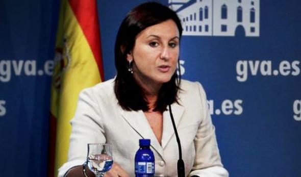 María José Catalá consejera Educación Valencia
