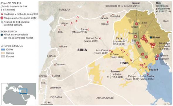 Califato ISIS