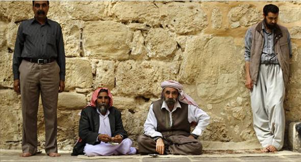 yazidíes en Irak 2014