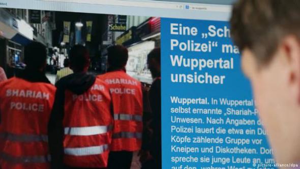 Shariah Police Alemania