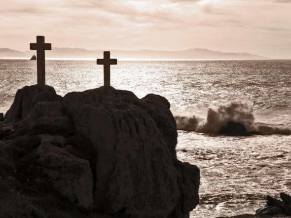 Cruces en Carnota (La Coruña)