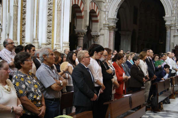 misa en Córdoba