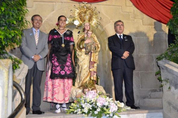 Virge alcaldesa perpetua de Archena 2014