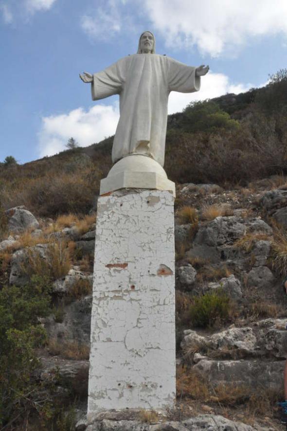 Corazón de Jesús en Barx (Valencia)