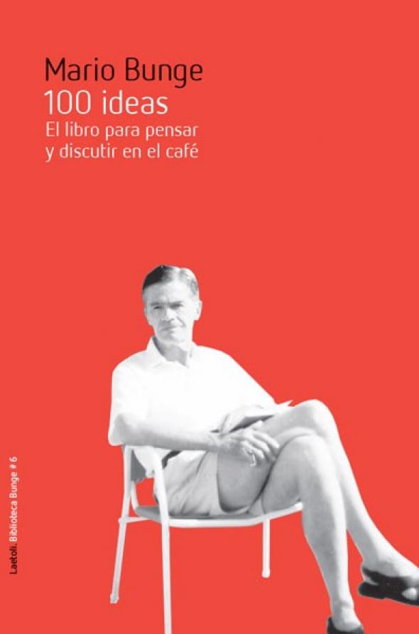 100 ideas Mario Bunge