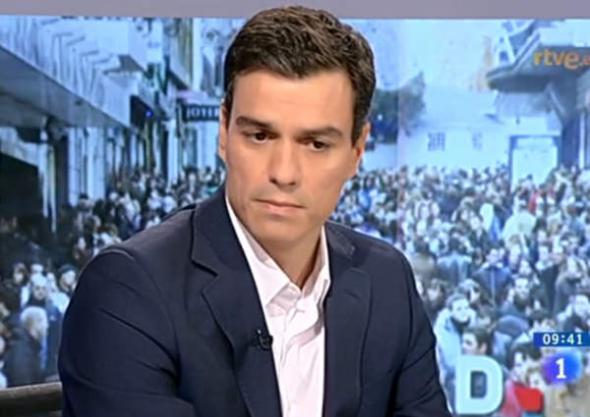 Pedro Sánchez PSOE
