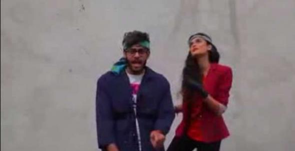 jóvenes iraníes condenados por bailar 2014