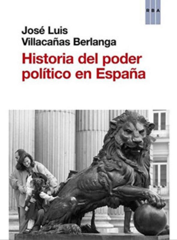 libro historia poder político