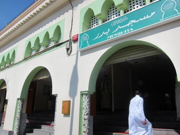 mezquita Tarrassa