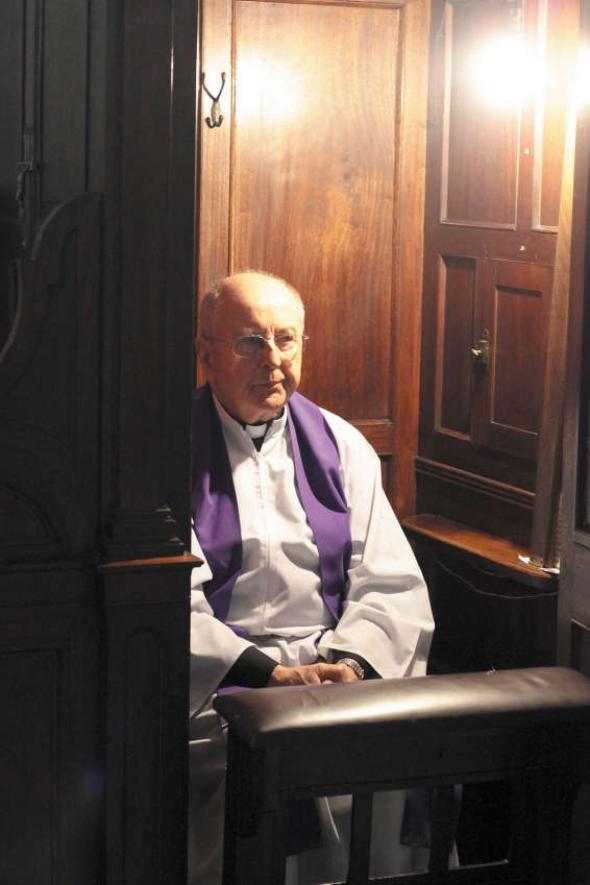 Grasselli  vicario castrense Argentina