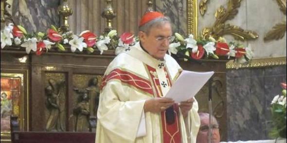 Sistach, en la misa de la Mercé 2014
