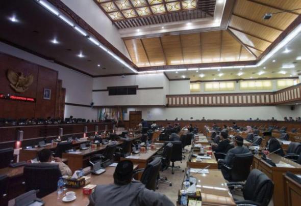 Parlamento de Aceh Indonesia