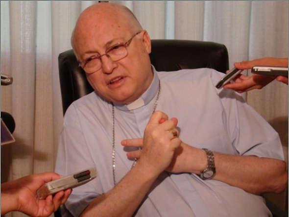 obispo paraguayo Rogelio Livieres