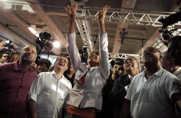Marina Silva candidata Brasil 2014