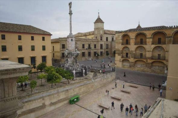 plaza san Rafael Córdoba