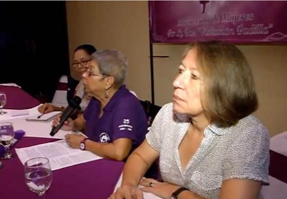 mujeeres por la igualdad Honduras