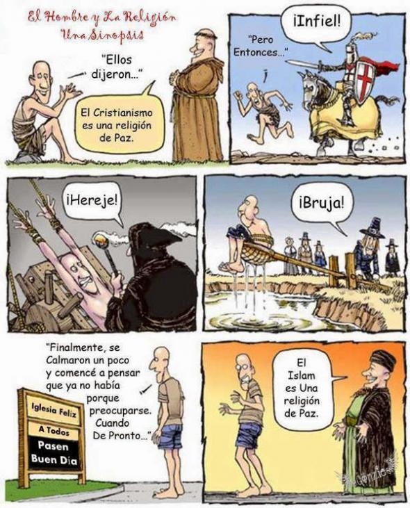 20141001 Religión de paz