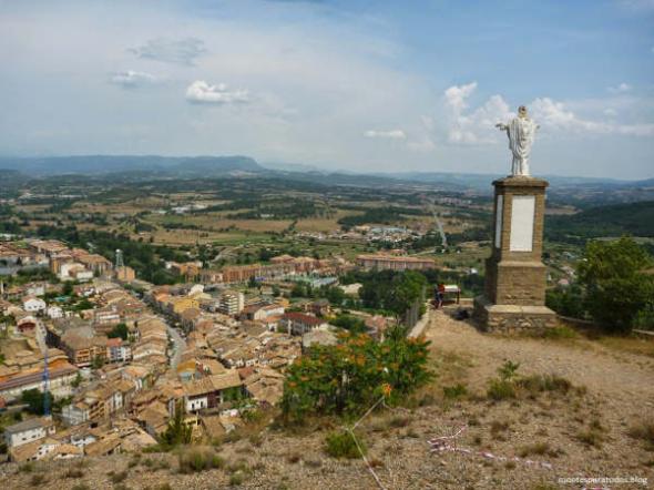 Peña del Morral de Graus (Huesca)