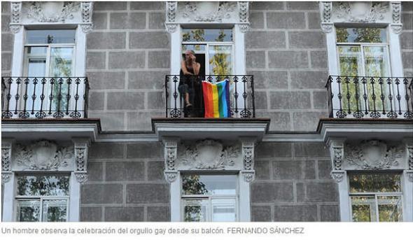 Orgullo Gay Barcelona