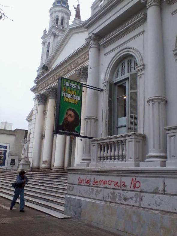 iglesia argentina