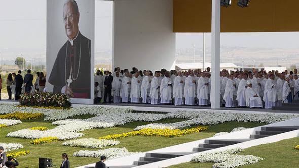 beatificación Portillo Opus Dei 2014