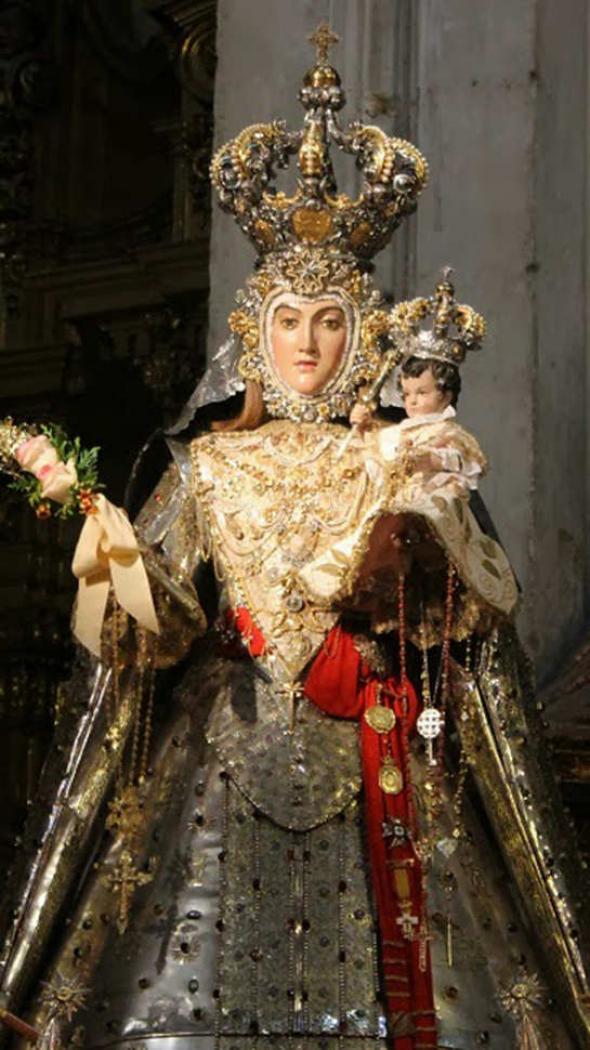Virgem del Rosario Granada