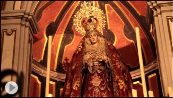 Virgen del Amor medalla 2014