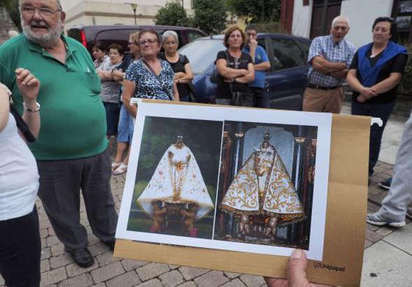 Virgen de Conforto 2014