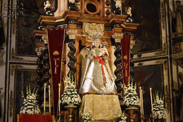 Virgen del Rosario Granada