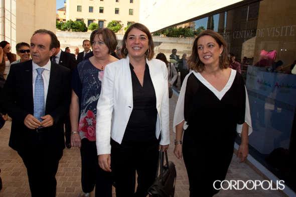 Elena Cortes Consejera Fomento