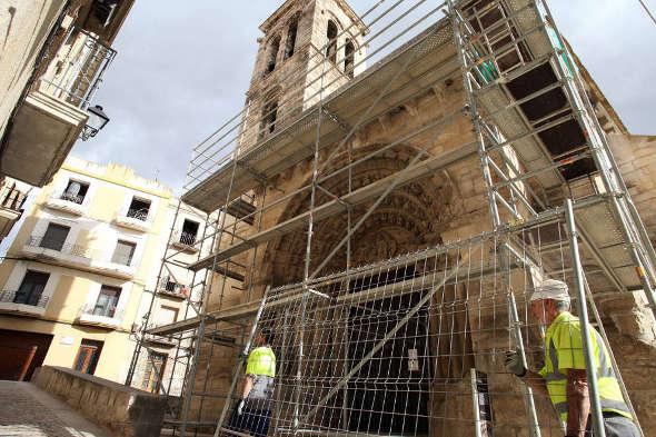 iglesia Magdalena en Tudela