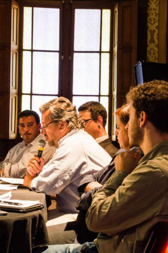 II Congreso ILEC 2014 Mesa Panel I