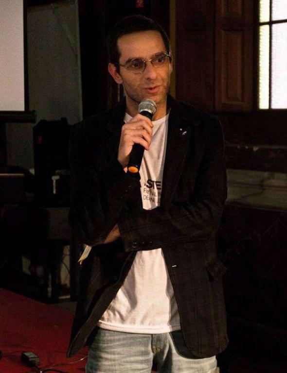 II Congreso ILEC 2014 Sebastián Sfriso