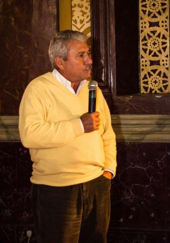 II Congreso ILEC 2014 Carlos Alejandro Cebey
