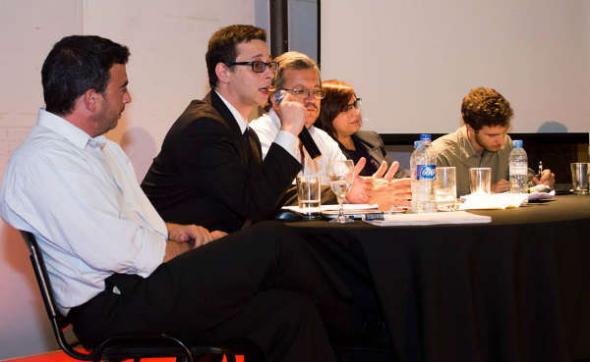 II Congreso ILEC 2014 Gabriel Castillo