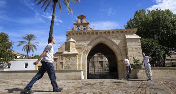 Plaza de la Fuensanta Córdoba inmatriculada