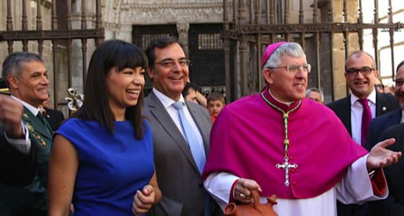 catedral Toledo tradición Botijo