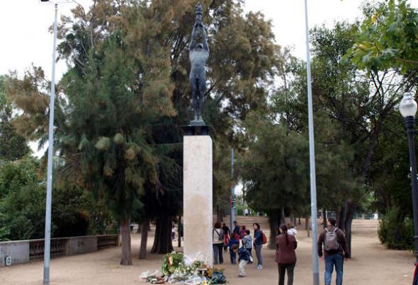 Monumento a Ferrer i Guardia Barcelona