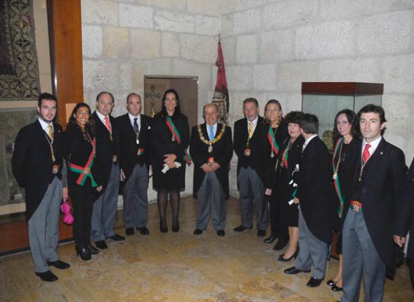 Dia Hispanidad Granada 2014 concejales PP y UPyD