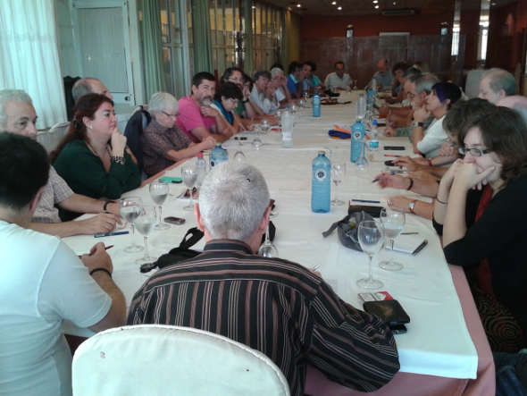 Reunion AND Laica Antequera 20141004 a