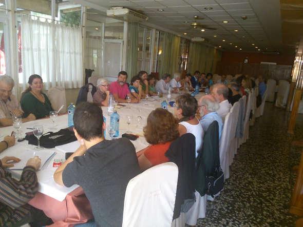 Reunion AND Laica Antequera 20141004 d
