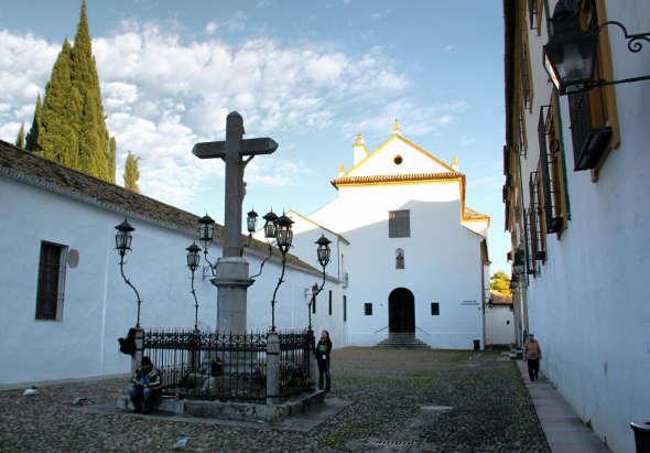Plaza Cristo Faroles Córdoba
