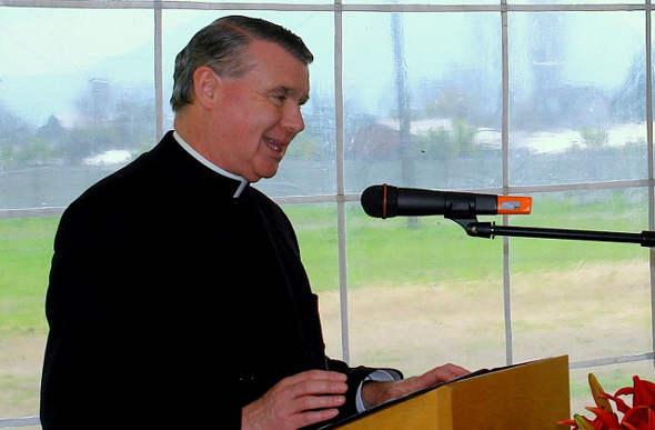 John O Reilly Legionarios de Cristo Chile