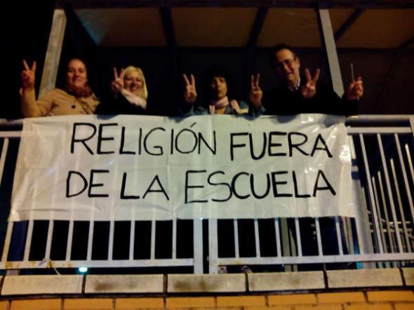 Rivas Escuela Pública Laica 2014 a