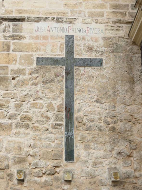Cruces franquistas Cuenca