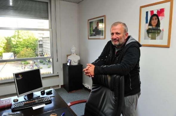 Pupponi alcalde judío Sarcelles Francia 2014