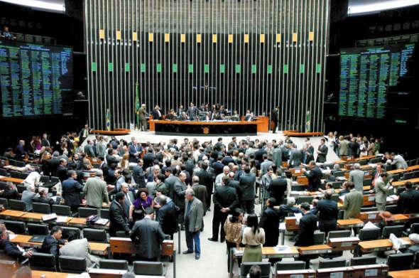 Congreso Nacional Brasil 2014