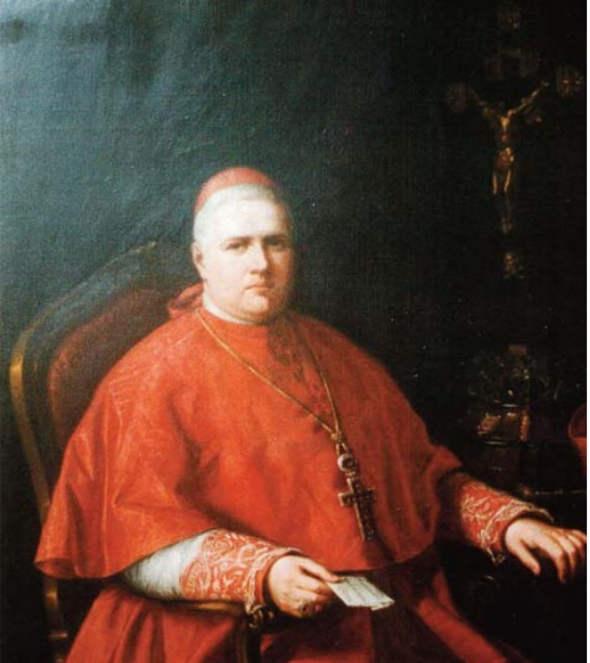 cardenal Moreno 1865